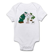 Sarge Yelling Infant Bodysuit
