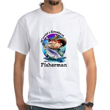World's Greatest Fisherman Shirt