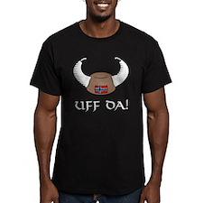 Uff Da! Viking Hat T