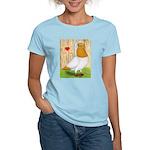 I Heart Nuns Women's Light T-Shirt