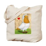 I Heart Nuns Tote Bag