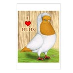 I Heart Nuns Postcards (Package of 8)