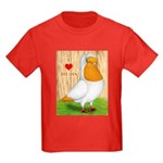 I Heart Nuns Kids Dark T-Shirt