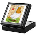 I Heart Nuns Keepsake Box