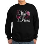 Wine Princess Sweatshirt (dark)