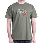 Kiss Me, I'm Japanese Dark T-Shirt