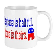 Democrats Vs. Republicans Mug