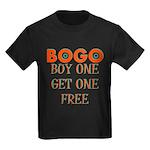 BOGO Kids Dark T-Shirt
