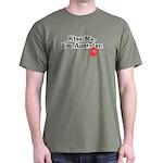 Kiss Me, I'm Austrian Dark T-Shirt