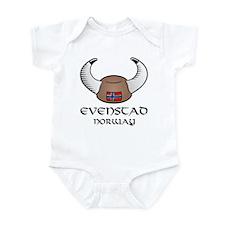 Evenstad Norway Infant Bodysuit