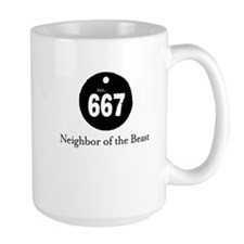 neighbor of the beast Mug
