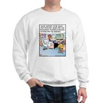 Download Plucked Chickens Sweatshirt