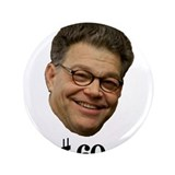 "Al Franken #60 3.5"" Button (100 pack)"