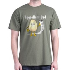 Eggcellent Dad T-Shirt