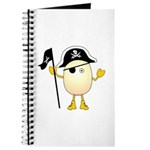 Pirate Egghead Journal