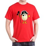 Pirate Egghead Dark T-Shirt