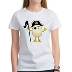 Pirate Egghead Women's T-Shirt