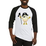 Pirate Egghead Baseball Jersey