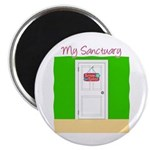 Sanctuary Magnet