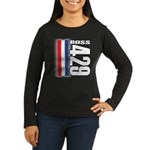 Boss 429 Women's Long Sleeve Dark T-Shirt