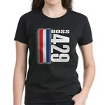 Boss 429 Women's Dark T-Shirt