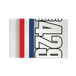 Boss 429 Rectangle Magnet (100 pack)