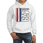 Boss 429 Hooded Sweatshirt