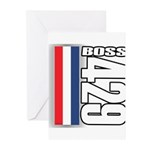 Boss 429 Greeting Cards (Pk of 20)