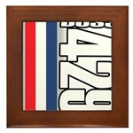 Boss 429 Framed Tile