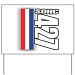 427 SOHC Yard Sign