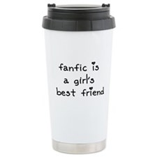 Fanfic Ceramic Travel Mug