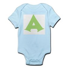 A (green) Infant Creeper