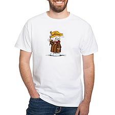 Go Barbarians! White T-Shirt