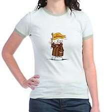 Go Barbarians! Jr. Ringer T-Shirt