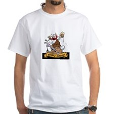 Hagar on Keg Shirt