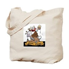 Hagar on Keg Tote Bag