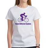 Team Different Spokes Tee
