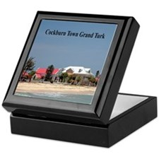 Grand Turk Keepsake Box