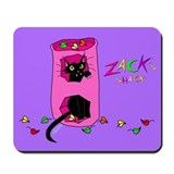 """Zack Shack"" Mousepad"