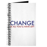 Change Is All You'll Have Lef Journal