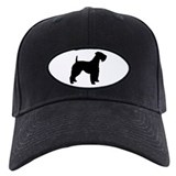 Kerry Blue Terrier Baseball Cap