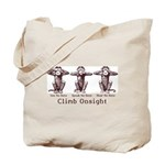 Climb Onsight Tote Bag