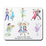 Dancing Bedlies Mousepad