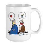 The Way to His Heart... Coffee Mug