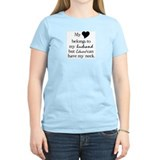 Twilight Edward Cullen Hubby T-Shirt