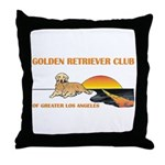 GRCGLA Throw Pillow