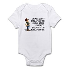Dad Funny Saying Infant Bodysuit