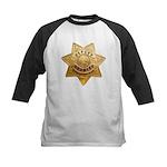 San Joaquin Sheriff Kids Baseball Jersey