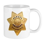 San Joaquin Sheriff Mug