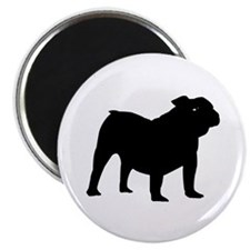Old English Bulldog Magnet